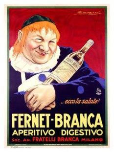 Fernet Branca- Aperitivo or Digestivo?